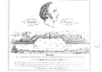 Los falansterios de Charles Fourier